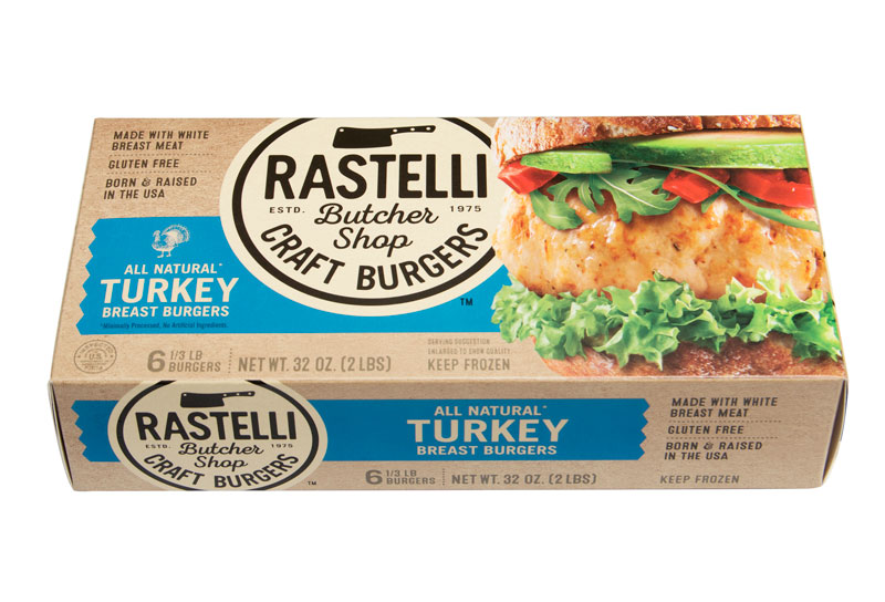 Turkey Craft Burger