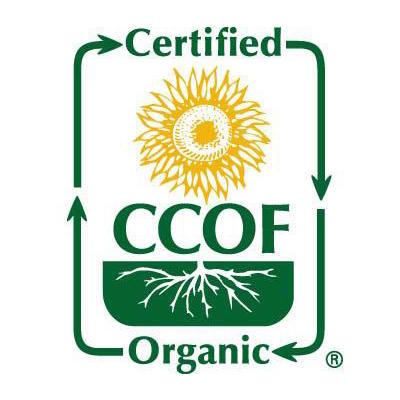 CCOF Organic