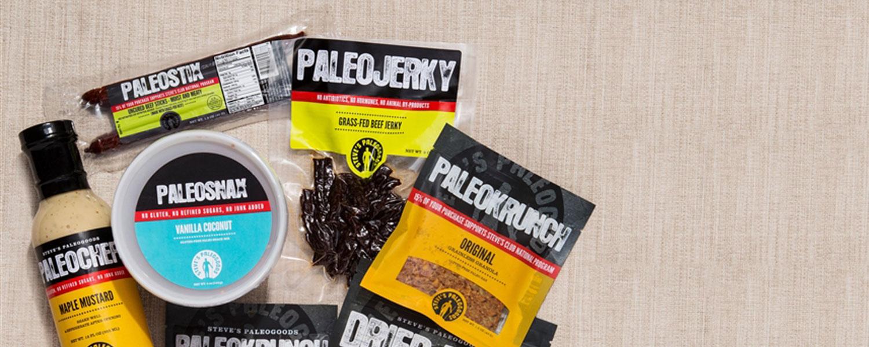 Steve's Paleo Goods