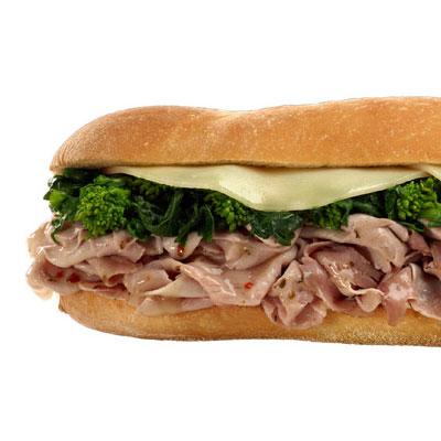 Tony Luke's Pork Sandwich