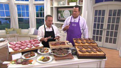 QVC hosts Chef Tony