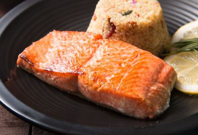 Cooked Wild Caught Keta Salmon
