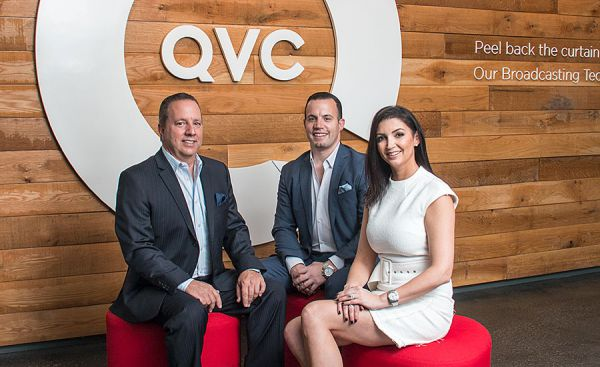 Rastelli family celebrates Processor of the Year at QVC