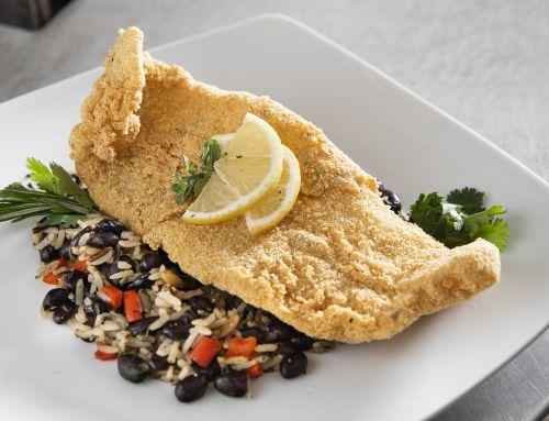 National Seafood Month Recipes – Fried Fish Tacos