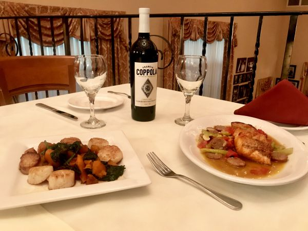 Botto's Italian Line Restaurant - Seafood Recipes