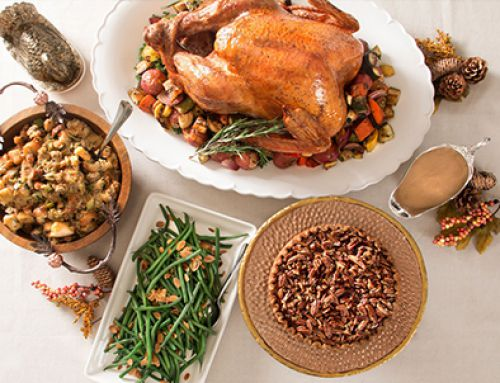 Healthy Thanksgiving Trends 2018