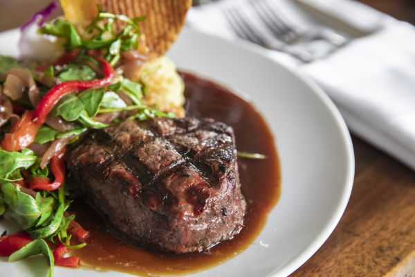 Signature Filet at State Street Steak and Seafood