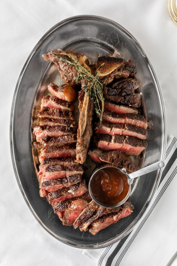 Rocco's at the Brick Porterhouse for two