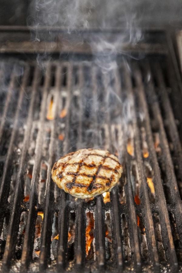 Ulysses Gastropub Turkey Burger