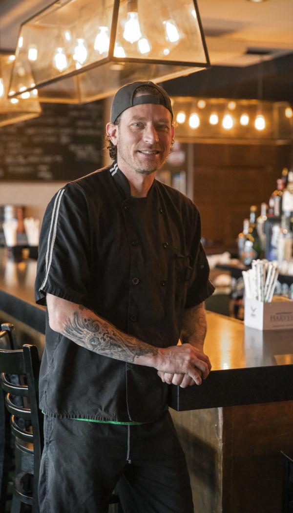 Chef James Sparks Ulysses Gastropub
