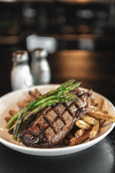 Ulysses Gastropub Sirloin Steak