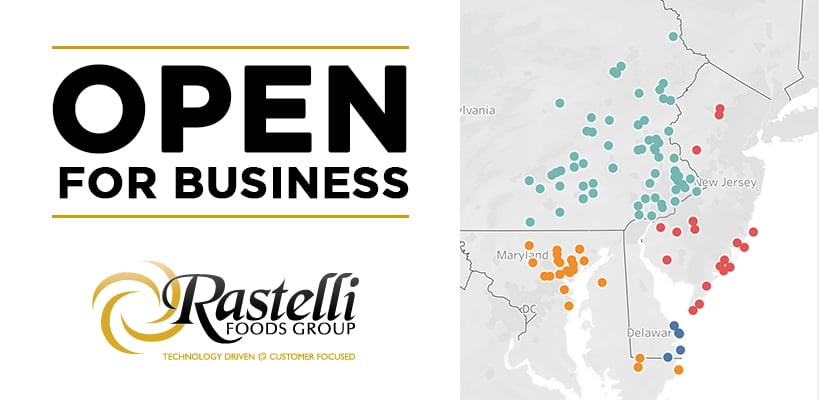 Support our partners, open for business!