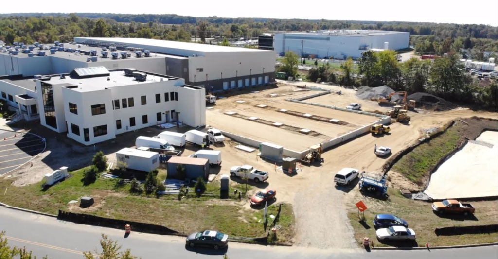 Facility Expansion into 2021